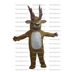 Buy cheap Reindeer deer mascot costume.