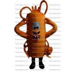 Achat mascotte Homard pas chère. Déguisement mascotte Homard.