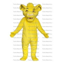 Buy cheap Lion pumba mascot costume.