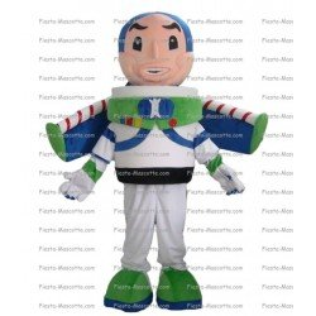 Achat mascotte Toys story buzz éclair pas chère. Déguisement mascotte Toys story buzz éclair.