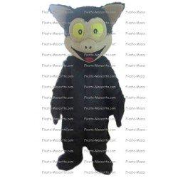 Achat mascotte Chauve souris pas chère. Déguisement mascotte Chauve souris.