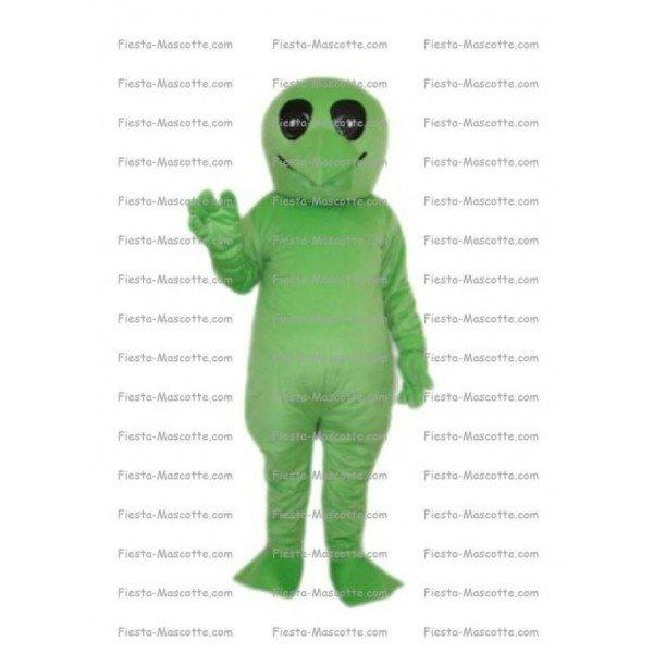 Buy cheap Alien mascot costume.