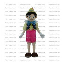 Buy cheap Pinocchio mascot costume.