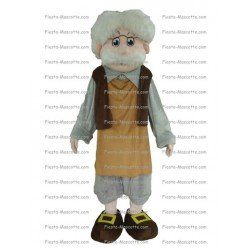 Buy cheap Pinocchio gepetto mascot costume.