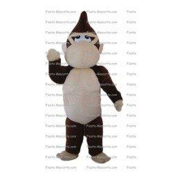 Achat mascotte Singe donky kong pas chère. Déguisement mascotte Singe donky kong.
