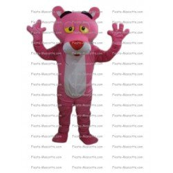 Buy cheap Pink Panther mascot costume.