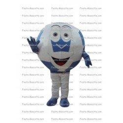 Achat mascotte Ballon football pas chère. Déguisement mascotte Ballon football.