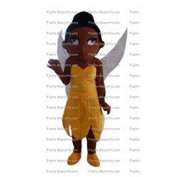 Buy cheap Fairy peter pan mascot costume.