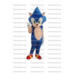 Buy cheap Sonic mascot costume.