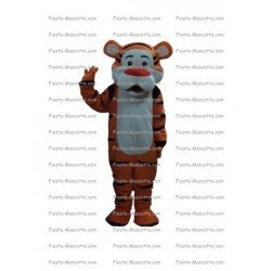 Buy cheap Tiger tiger mascot costume.