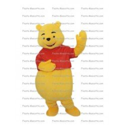 Achat mascotte Ours Winnie the pooh pas chère. Déguisement mascotte Ours Winnie the pooh.