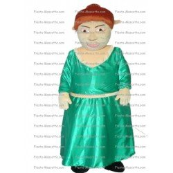 Buy cheap Fiona shrek mascot costume.