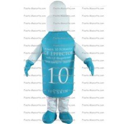 Buy cheap Bottle packaging mascot costume.