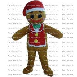 Buy cheap spice bread shrek christmas mascot costume.