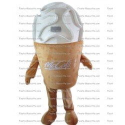 Buy cheap Ice cream cone mac Donald mascot costume.