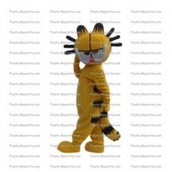Buy cheap Garfield Cat mascot costume.