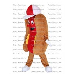 Buy cheap Hot dog mascot costume.
