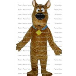 Achat mascotte Scoubidou chien pas chère. Déguisement mascotte Scoubidou chien.