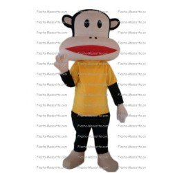 Achat mascotte Singe ape pas chère. Déguisement mascotte Singe ape.