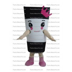 Achat mascotte Tube emballage pas chère. Déguisement mascotte Tube emballage.
