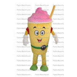 Buy cheap Ice jar mascot costume.