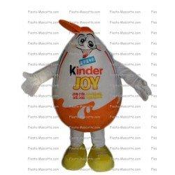 Buy cheap Kinder Surprise mascot costume.