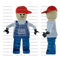 Buy cheap Lego mascot costume.