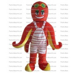 Buy cheap Octopus mascot costume.