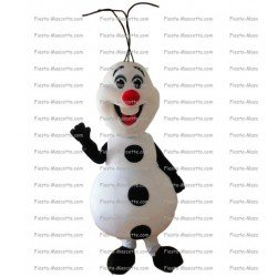 Buy cheap Olaf snowman mascot costume.