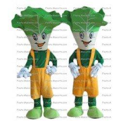 Achat mascotte Légume pas chère. Déguisement mascotte Légume.