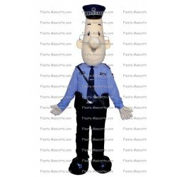 Buy cheap Police officer mascot costume.