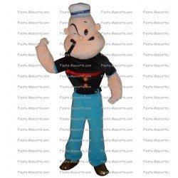 Buy cheap Popeye mascot costume.