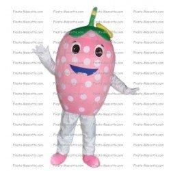 Buy cheap Strawberry mascot costume.