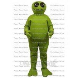 Achat mascotte Alien pas chère. Déguisement mascotte Alien.
