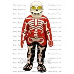 Buy cheap Skeleton mascot costume.