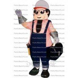 Buy cheap Handyman mascot costume.