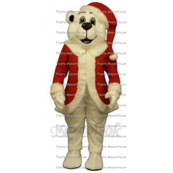 Buy cheap Christmas bear mascot costume.