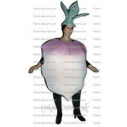 Buy cheap Radish mascot costume.