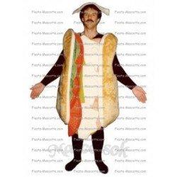 Buy cheap Sandwich mascot costume.