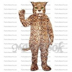 Buy cheap Panther mascot costume.