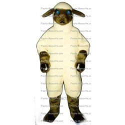 Buy cheap Lamb mascot costume.