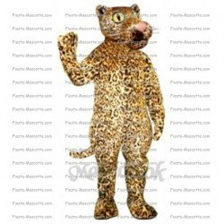 Buy cheap Leopard mascot costume.