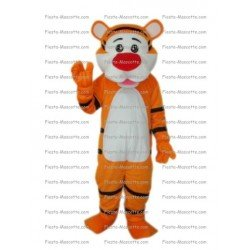 Buy cheap Tigger mascot costume.