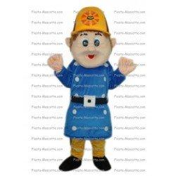 Buy cheap Firefighter mascot costume.