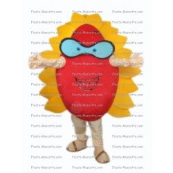 Buy cheap Sun Flowers mascot costume.