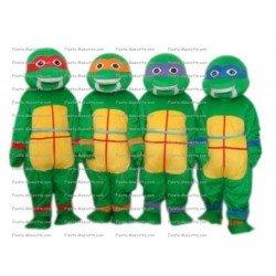 Buy cheap Ninja Turtle mascot costume.