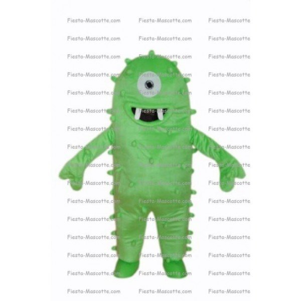 Achat mascotte Monstre Muno pas chère. Déguisement mascotte Monstre Muno.