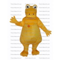 Achat mascotte Dinosaure Casimir pas chère. Déguisement mascotte Dinosaure Casimir.