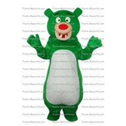 Buy cheap Baloo Bear mascot costume.