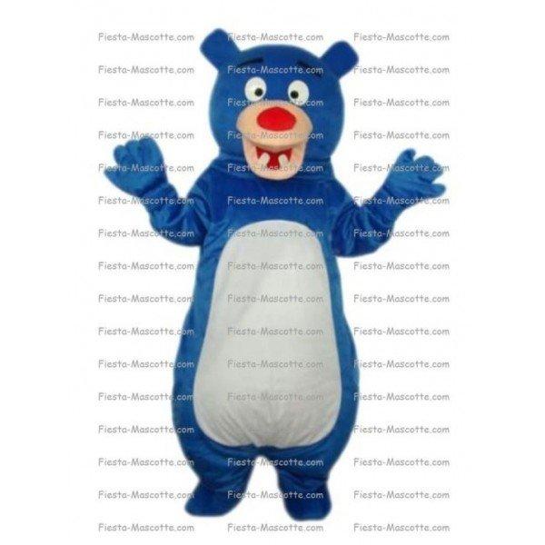 Achat mascotte Ours Baloo pas chère. Déguisement mascotte Ours Baloo.
